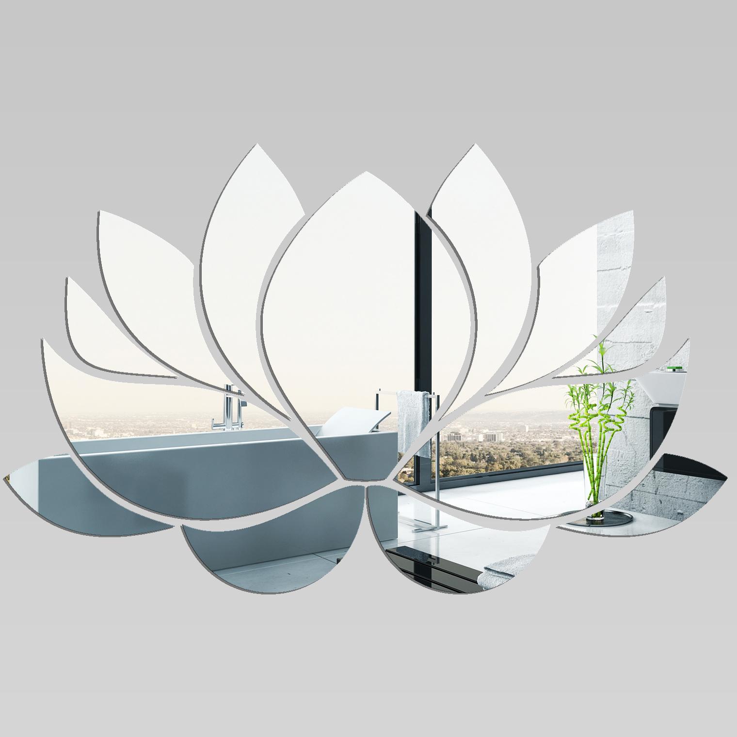 espejos decorativo acrlico plxiglas nenufar