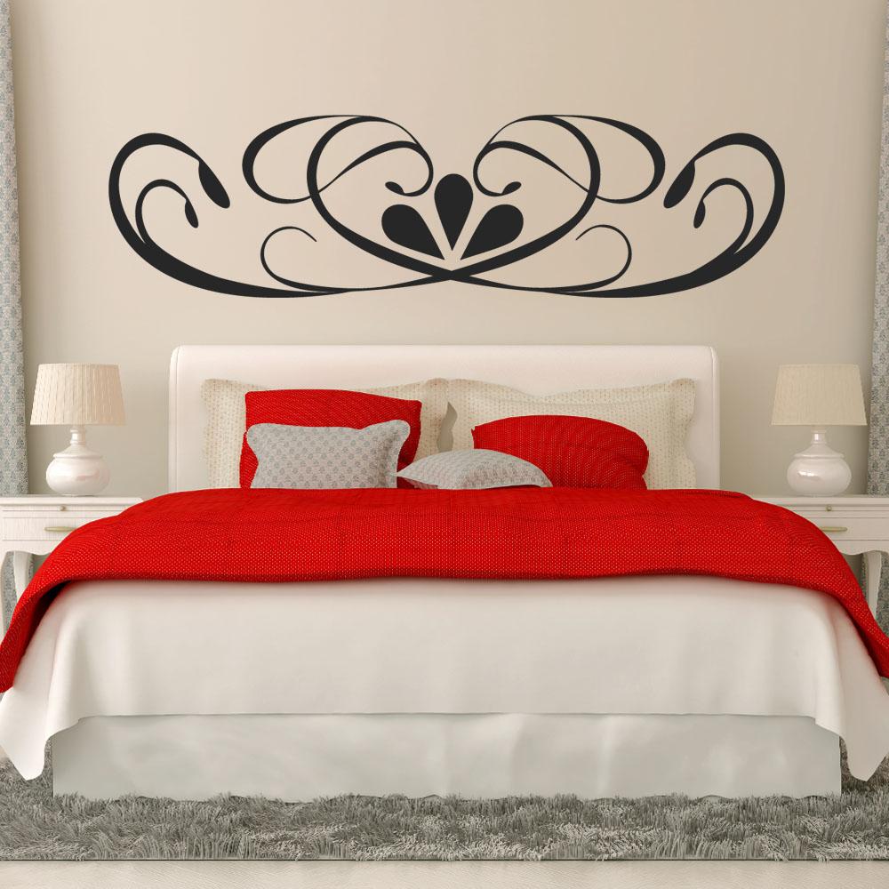 Vinilos folies vinilo decorativo cabeceros de cama for Vinilos para dormitorios de matrimonio