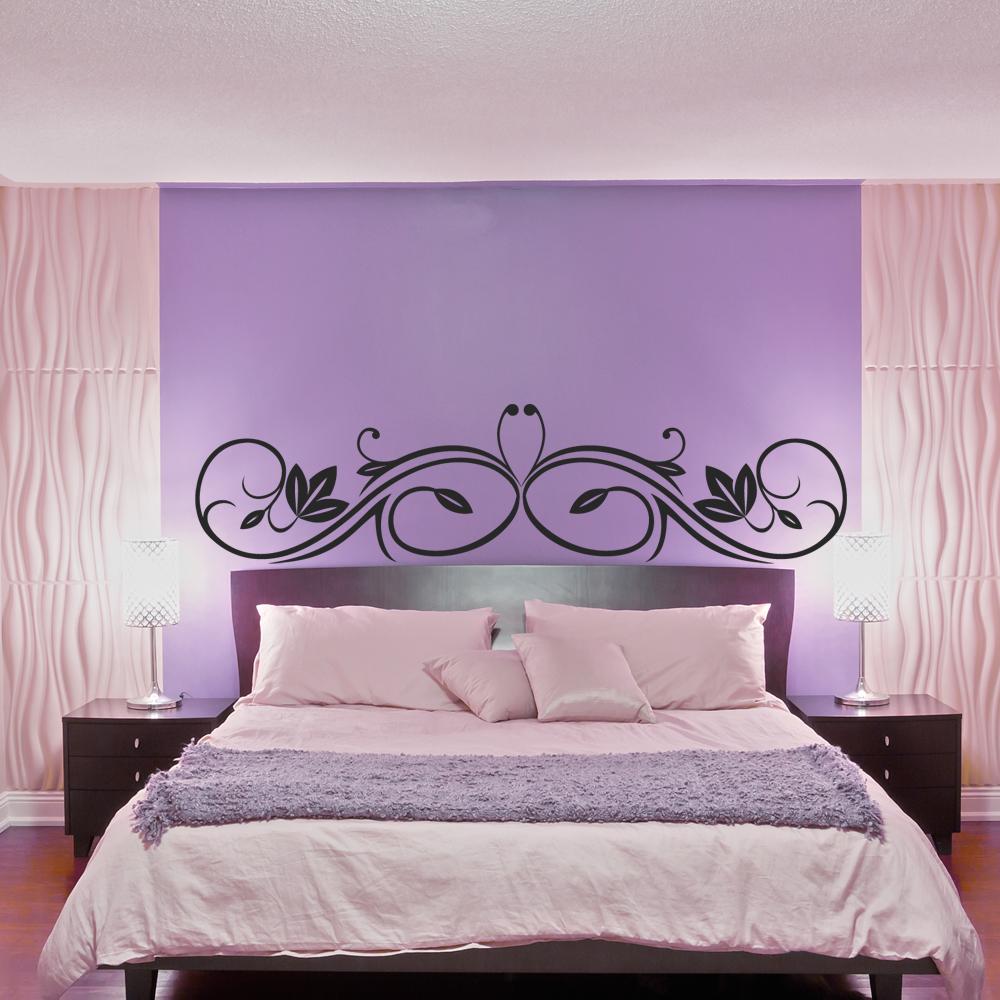 Vinilos folies vinilo decorativo cabeceros de cama for Vinilo cabecero cama