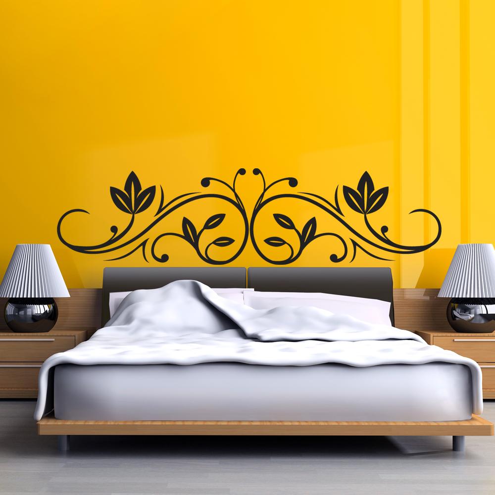 Vinilos folies vinilo decorativo cabeceros de cama - Vinilos cabecera cama ...