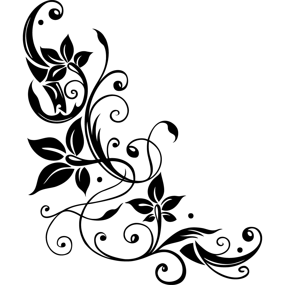Vinilos folies vinilo decorativo floral - Vinilos de color ...