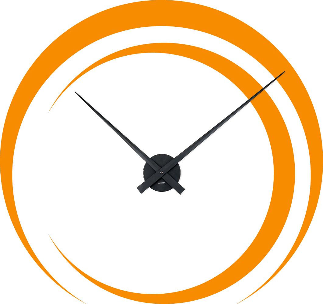 Vinilos folies vinilo decorativo reloj espiral - Reloj vinilo decorativo ...