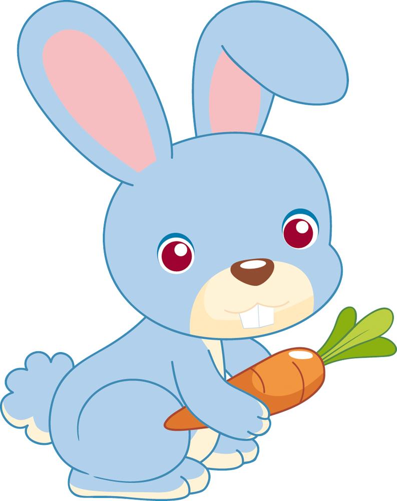 Vinilos folies vinilo infantil conejo - Dibujos de vinilo para paredes ...