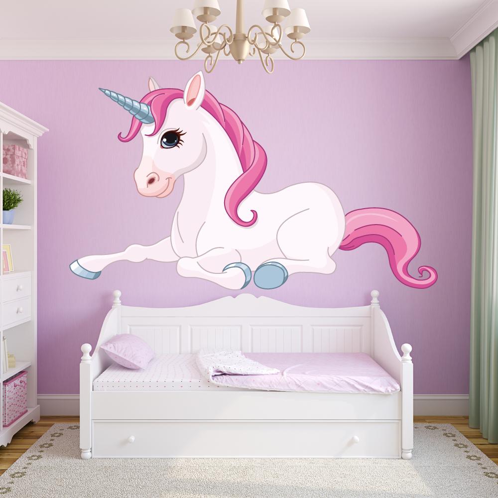 vinilos folies vinilo infantil unicornio