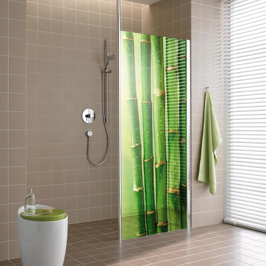 Vinilos para cortinas affordable cortinas de bao - Mamparas ducha aki ...